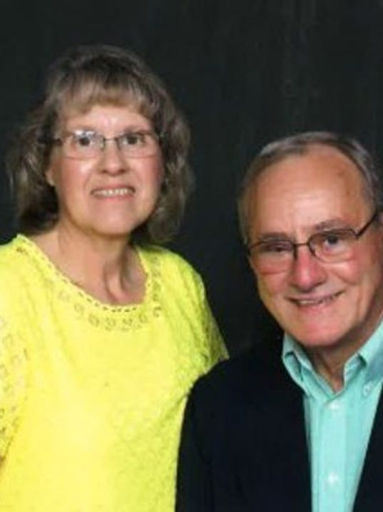 Anniversaries: Larry Switzer & Theresa Swizter
