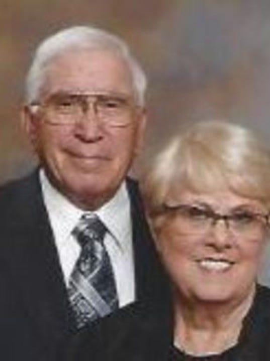 Anniversaries: Bonnie Scrimager & Ralph Scrimager