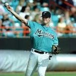 Josh Booty earned a World Series ring with the Florida Marlins in 1997.