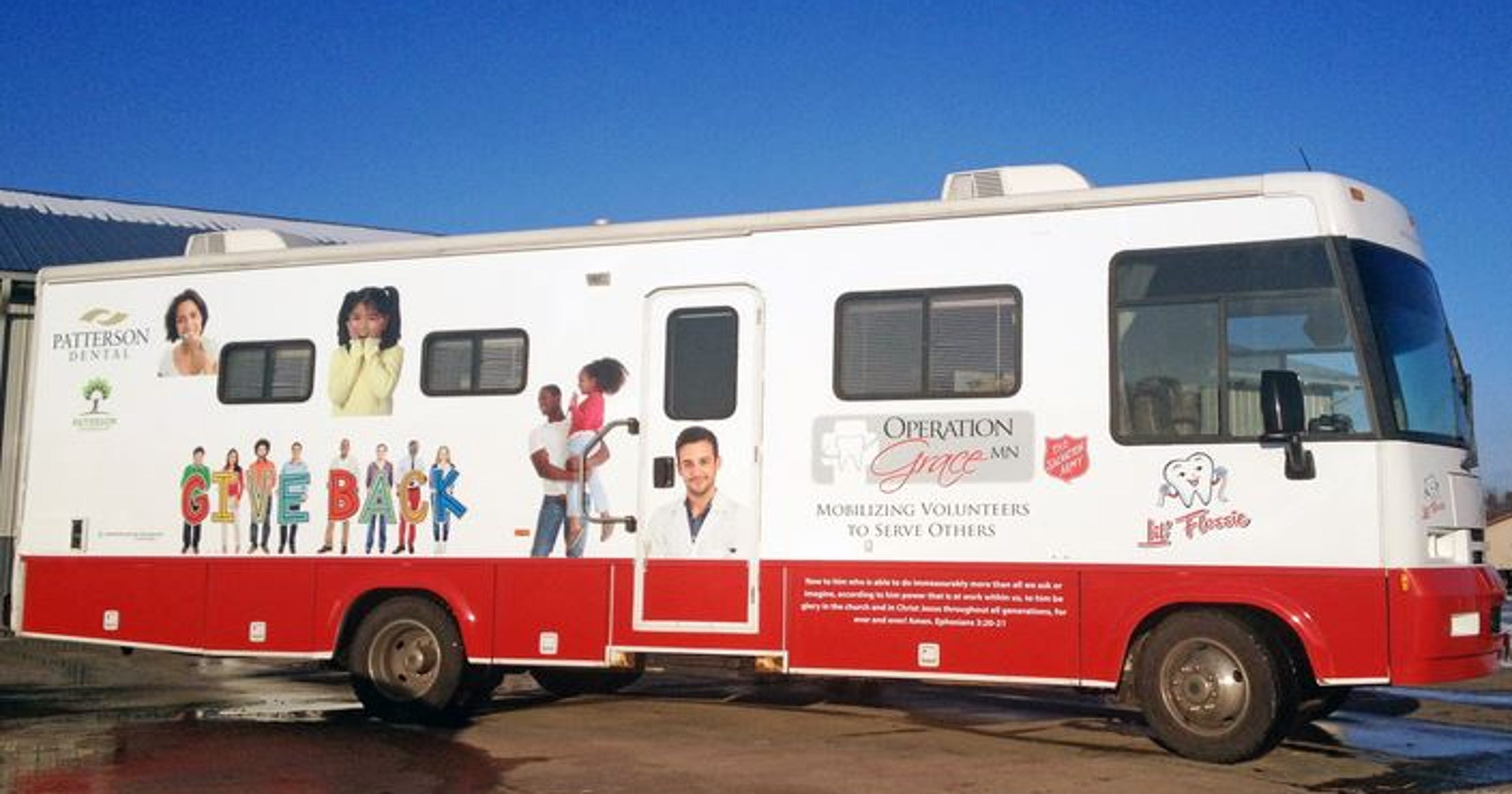 Appointments still available for free dental clinic