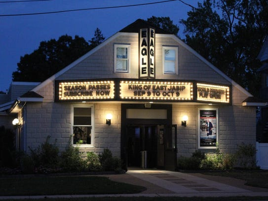 Originally built in 1914, the Eagle Theater is a treasured