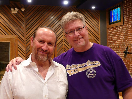 Colin Hay and Tom Graves.