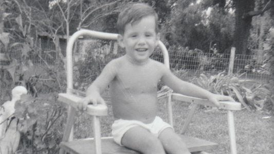 Jerome Elam at 5-years-old.