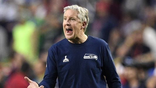 Pete Carroll nearly became the first football coach with multiple NFL and NCAA titles.