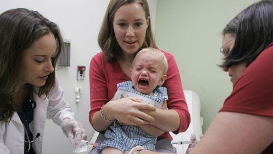 Local schools not at risk of measles.