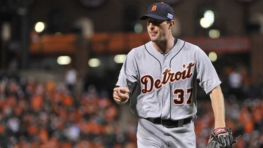 One year ago this month, Mike Ilitch approved an offer of $144 million to cement Max Scherzer to the Tigers for six years. The offer was rejected.