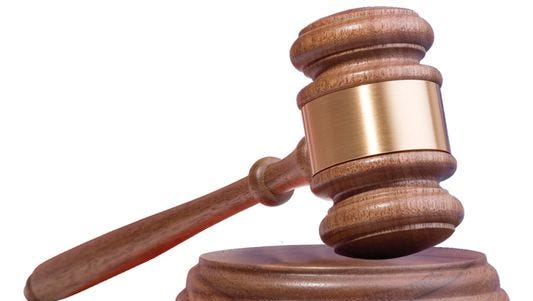 A former Iberia Parish deputy pleaded guilty to a civil rights violation.