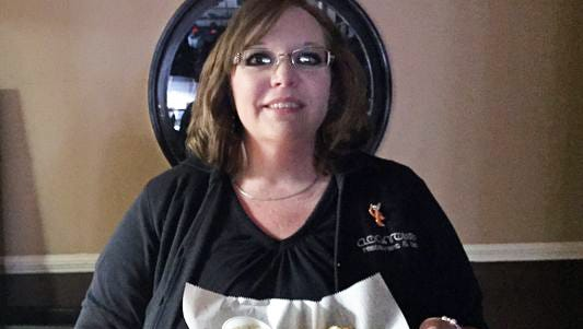 Jessica Sawyers, a server at The Clock Tower on West Beverley St., started the Dale Godsie Founsation to support people with MS, the disease that took her mother,  On Sat., Mar. 28, The Clock Tower will donate part of its proceeds to the foundation to fight MS, and Sawyers is donating 100 percent of her tips.