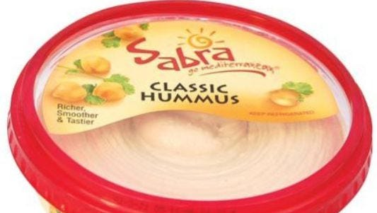 Classic varieties of Sabra hummus have been recalled.