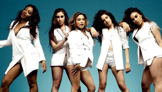 """Reflection: The Summer Tour  brings """"The X Factor"""" stars Fifth Harmony to Comerica Theatre, Phoenix."""