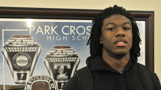 Transfer P.J. Blue should make Park Crossing even more talented this season.