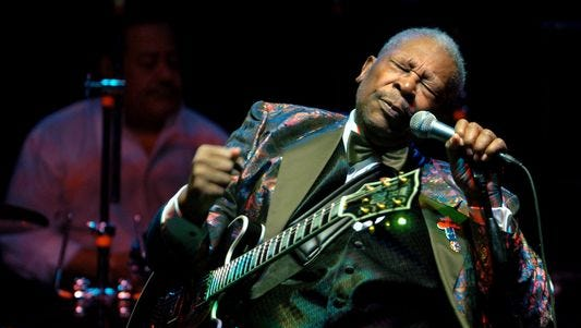 King died Thursday, May 14, 2015, peacefully in his sleep at his Las Vegas home at age 89.