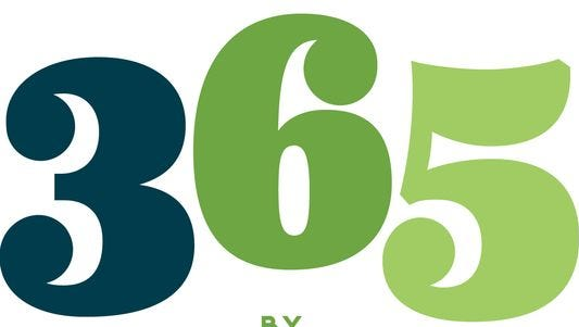 """This image provided by Whole Foods shows the logo for 365 by Whole Foods Market, a new chain of smaller stores with lower prices, named after its """"365"""" house brand."""