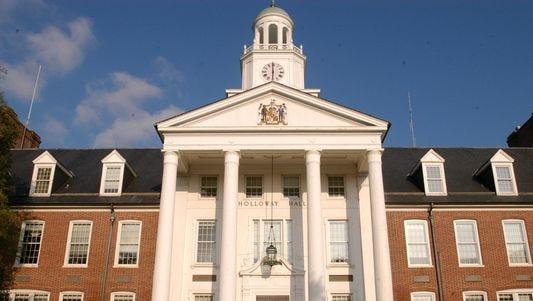 Holloway Hall on Salisbury University.
