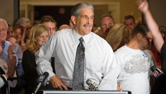 Dan Saban, in 2008