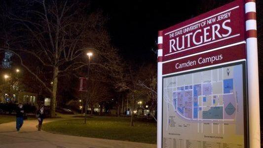 Rutgers-Camden campus
