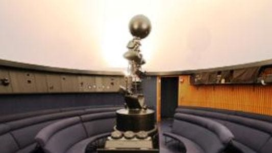 Shows will resume in September at the University of Wisconsin-Stevens Point Allen F. Blocher Planetarium.