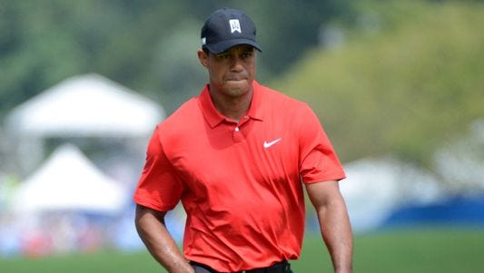 Tiger Woods will not golf again in 2015 after having a second back surgery.