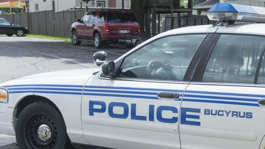 Bucyrus Police.