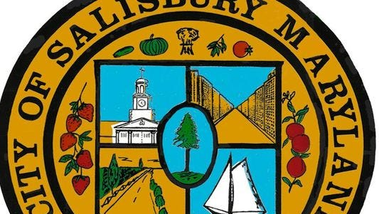 City of Salisbury seal