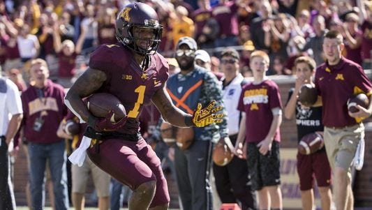Minnesota takes on Purdue in Big Ten action Saturday.