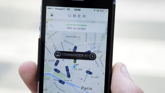 Former Uber driver sentenced to prison after pleaded guilty to Dec. 2014 rape