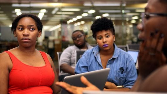 The Irate Eight was formed by the leaders of UC's black student organizations to challenge the disparity in demographics on campus. African Americans make up 8 percent of UC's student population.