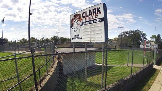 Clark Field.