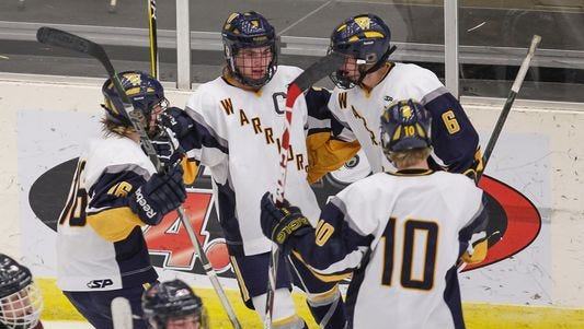 Wausau West returns 14 letterwinners from a team that advanced to the WIAA state boys hockey title game last year.