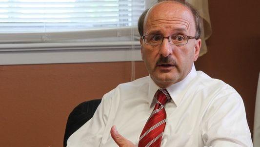 Ocean County Prosecutor Joseph D. Coronato in this file photo from Aug. 26, 2014.