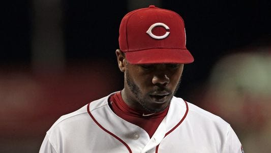 After trading Aroldis Chapman, Paul Daugherty wonders what the appropriate take on the Reds' retooling should be.