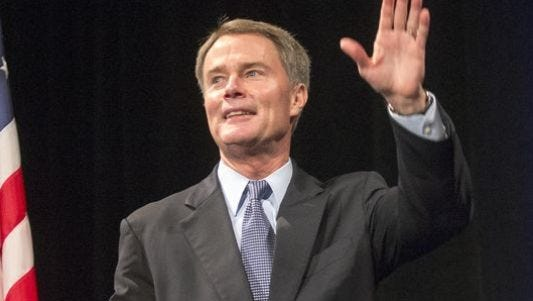 Democrat Joe Hogsett won the mayor's office in November with 63 percent of the vote.