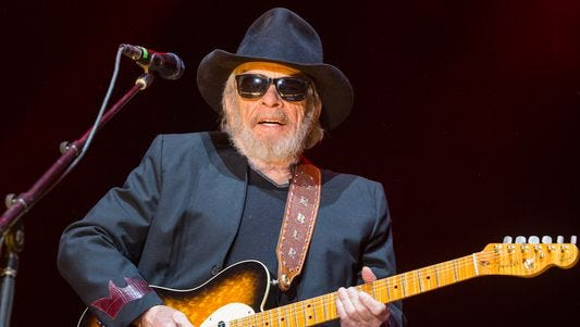 Fan will have to wait until June to see Merle Haggard at The Moon.