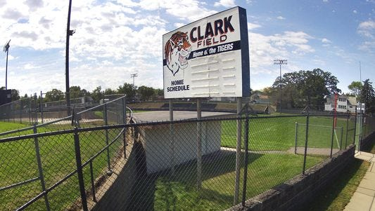 The St. Cloud school district on Friday announced it will not build a $26 million building on the site of Clark Field, the longtime football home of Technical High School.