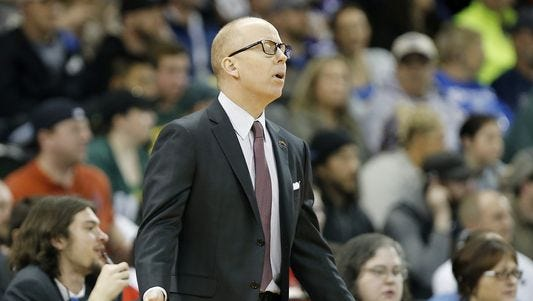 UNLV is making a pitch to land UC coach Mick Cronin, according to sources.