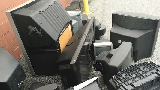 York County Solid Waste Authority has launched a new electronics waste recycling program, set to begin in April.