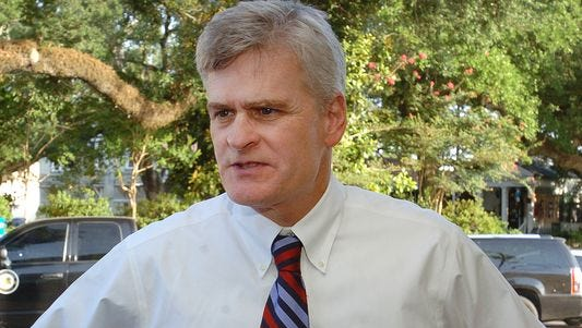 U.S. Sen. Bill Cassidy was in the Alexandria/Pineville area Wednesday to discuss the opioid crisis and other issues with stakeholders and community members.