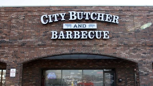 City Butcher and Barbecue is located on South Campbell Avenue.