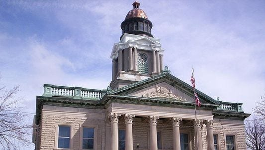 Repairs to the dome of the Crawford County Courthouse will soon begin thanks to a new $800,000 bond.
