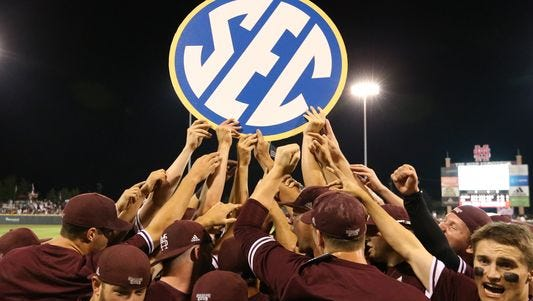 Mississippi State won an outright SEC championship on Saturday night.