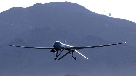 The MQ-1 remotely piloted aircraft is an intelligence, surveillance and reconnaissance asset that could help limit civilian casualties in Iraq and Syria, officials say. Predators are due to be be phased out of the Air Force's aircraft inventory by 2019.