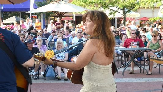 Rock the Block returns Wednesday to downtown Howell.