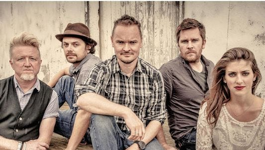 Celtic music group Gaelic Storm will perform at the Bottle & Cork in Dewey Beach at 9 p.m. Wednesday, June 15. Tickets are $25.