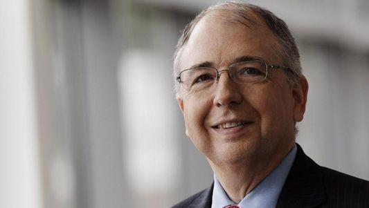 Alex Molinaroli stepped down as chairman and CEO of Johnson Controls International on Friday