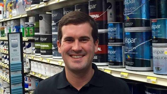 Matt Woods, chief operating officer of Woods Hardware