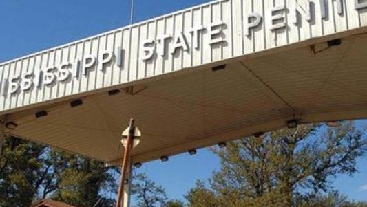 The State Penitentiary at Parchman houses more than 3,000 inmates.