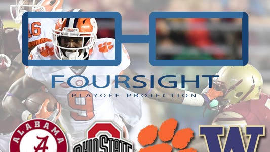 Washington cracks the Top 4 of the FourSight Playoff projection