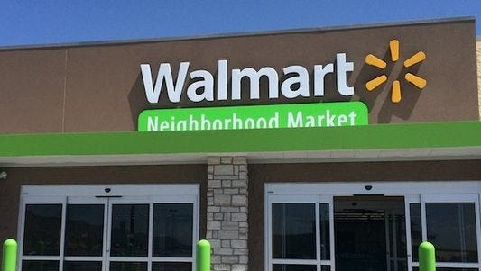 Wal-Mart plans to open its 10th El Paso area Neighborhood Market in January at Sunland Park and Doniphan drives.