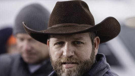 Ammon Bundy was acquitted by a federal jury along with 6 other leaders of last year's occupation of an Oregon wildlife refuge.