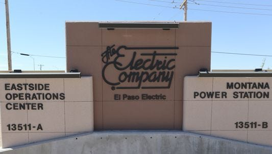 El Paso Electric in February asked state regulators to approve higher rates for most of the utility'sWest Texas customers after the power companysubstantially increased rates last year.